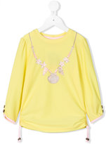 Sunuva - printed sweatshirt - kids - Polyamide/Spandex/Elastane - 2 yrs