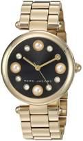Marc Jacobs Women's Dotty MJ3486 Stainless-Steel Quartz Watch