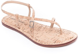 Bernardo Adjustable Leather Strappy Sandals - Lexi