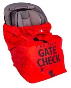 J L Childress Disney Baby Gate Check Travel Bag for Car Seats