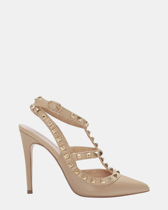 Pink Inc - Women's Nude All Pumps - Saint - Size One Size, 7.5 at The Iconic