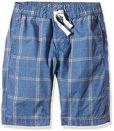 Esprit Boy's Shorts - Blue - 18-24 Months