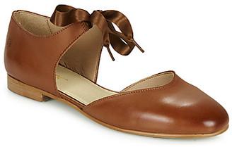 Betty London MARILO women's Shoes (Pumps / Ballerinas) in Brown