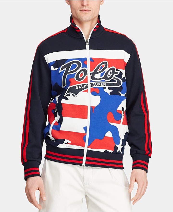 9435467c8 Men Ralph Lauren Polo Track Jackets - ShopStyle