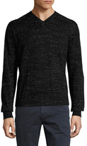 Toscano V-Neck Long Sleeve Sweater