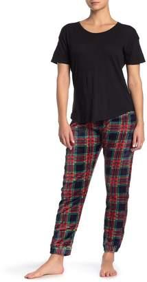 YOUMITA Flannel Pajama Pants