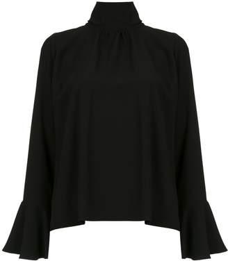 Olympiah Titicaca high neck shirt