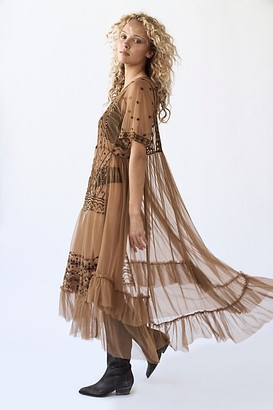 Free People Sabrina Maxi Top
