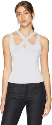 GUESS Women's Sleeveless Koko Top Shirt