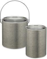 Kraftware KraftwareTM Cobblestone Ice Bucket in Slate