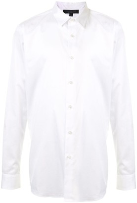 Shanghai Tang Classic Collar Tailored Shirt