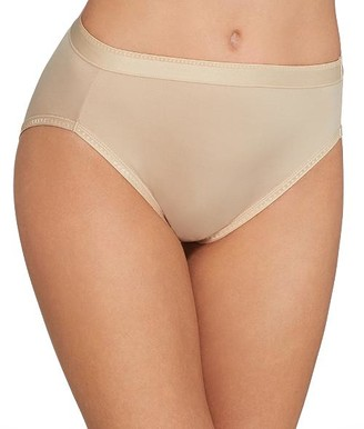 Vanity Fair Comfort Where It Counts Hi-Cut Brief