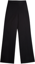 Oscar de la Renta Flared Trousers