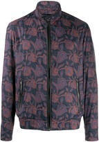 Etro Paisley Floral Print Jacket