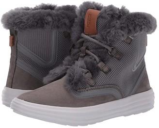 Mark Nason Shogun (Gray) Women's Lace-up Boots