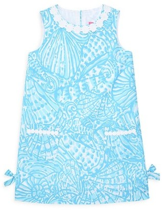Lilly Pulitzer Little Girl's & Girl's Lilly Classic Dress