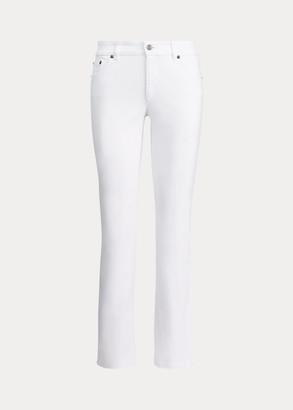 Ralph Lauren Slimming Premier Straight Jean