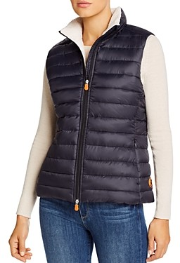 Save The Duck Faux Sherpa Lined Vest