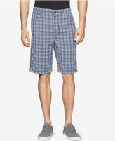 Calvin Klein Jeans Men's Plaid Shorts