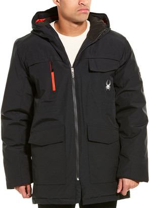 Spyder Zip Jacket