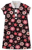 Kate Spade Floral-Print Collared Shift Dress, Size 2-6
