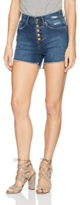 DL1961 Women's Apollo High Rise Short