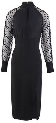Balmain Polka dot dress