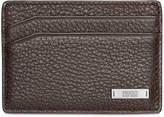 HUGO BOSS Men's Element S Leather Card Holder
