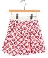 Marni Girls' Printed A-Line Skirt