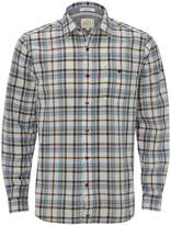 White Stuff Men's Retreat Check Long Sleeve Shirt