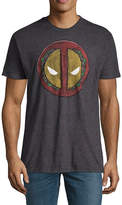 Novelty T-Shirts Marvel Deadpool Taco Face Graphic Tee