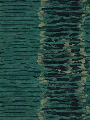 Anthology Ripple Stripe Wallpaper