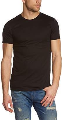 Trigema Men's 636201 T-Shirt, (White 001), XXL