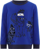 Monsoon Declan Dino Sweat Top