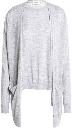 Pringle Layered Cashmere Sweater