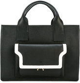 Marni Trunk tote bag - women - Calf Leather - One Size