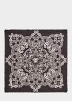 Versace Barocco Istante Modal-Silk Scarf