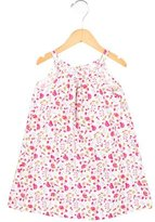 Petit Bateau Girls' Floral Print Dress
