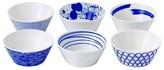 Royal Doulton Pacific Set of 6 Tapas Bowls