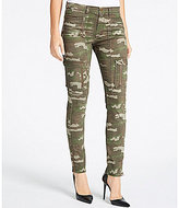 William Rast Camo Slim Utlility Pants