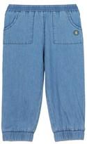 Margherita Infant Girl's Denim Jogger Pants