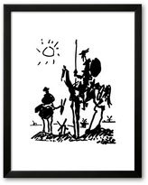 "Art.com Don Quixote, c.1955"" Framed Art Print by Pablo Picasso"
