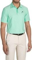 Head Protocol Dri-Motion® Polo Shirt - Short Sleeve (For Men)