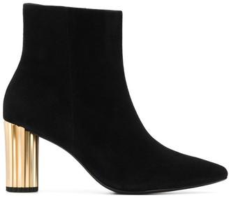 Högl Metallic Heel Boots