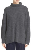 Sea Wool & Cashmere Turtleneck Sweater