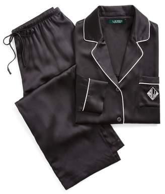 Ralph Lauren Silk Pyjama Set