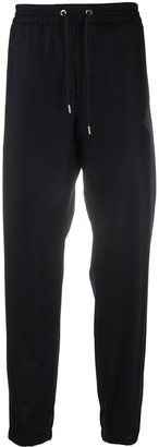 Moncler Slim-Fit Wool Trousers