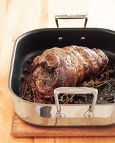 All-Clad Stainless-Steel Nonstick Roaster with Rack