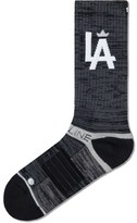 Strideline Charcoal Crown Strapped Fit 2.0 Socks