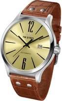 TW Steel Men's TWA1311 Analog Display Quartz Brown Watch